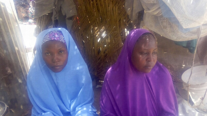 From Victims to Campaigners: The Brave Women Fighting Human Trafficking in Displaced Persons Camps in Northeastern Nigeria