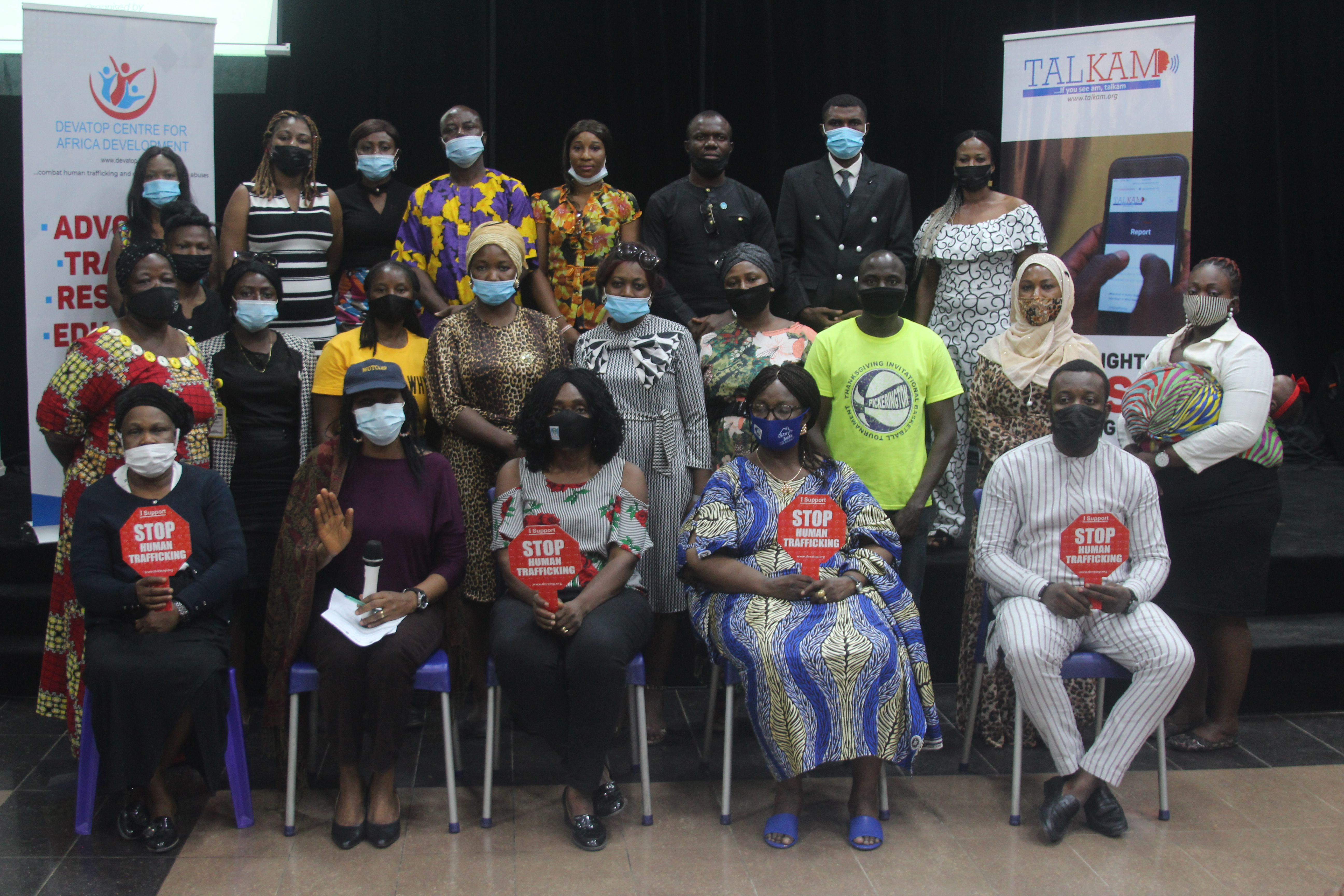 OVER 50 ADVOCATES TRAINED UNDER